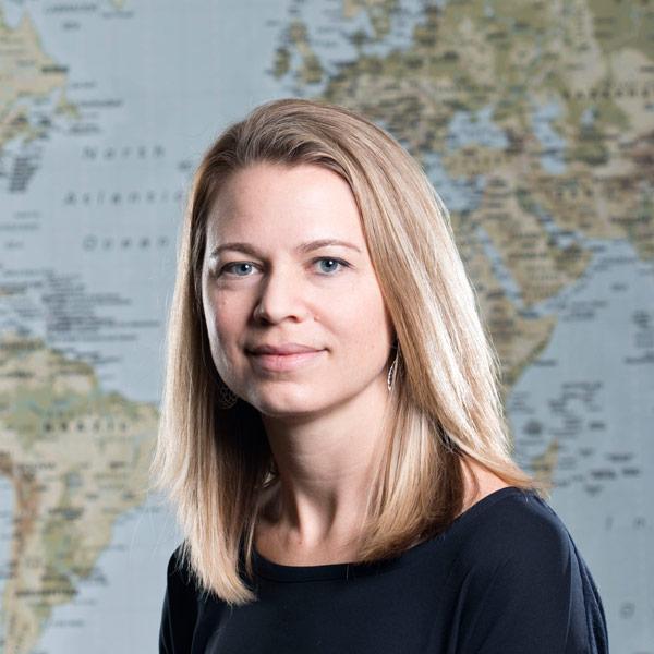 Photo of Alison Drake