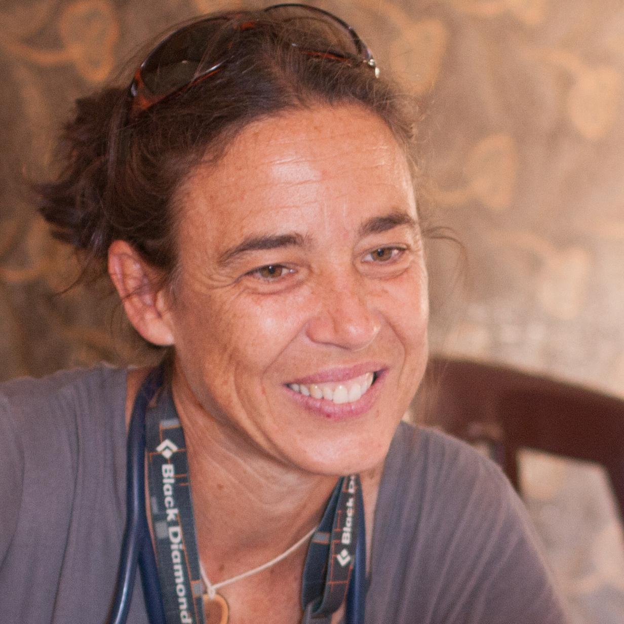 Photo of Karin Huster