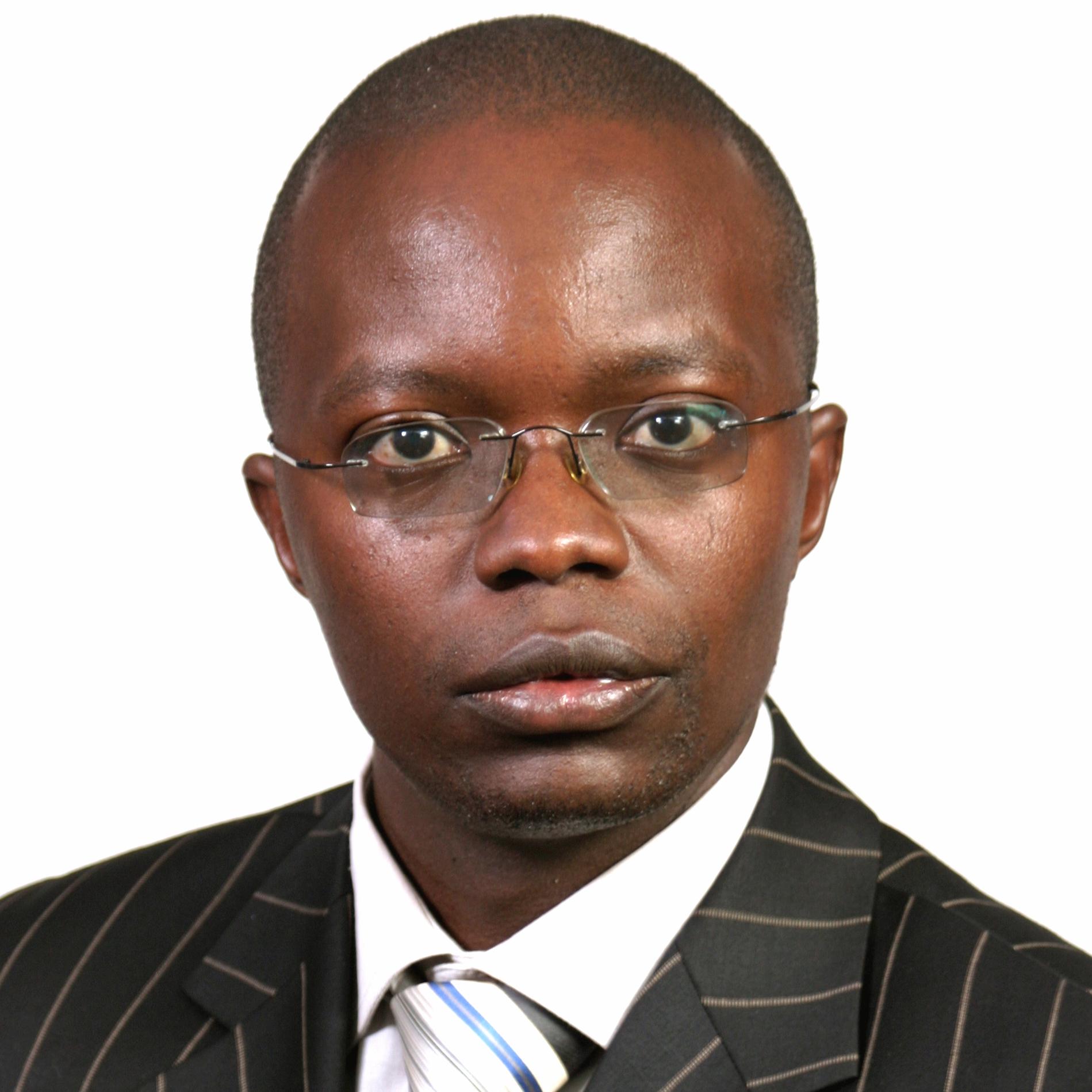 Photo of Kenneth Ngure