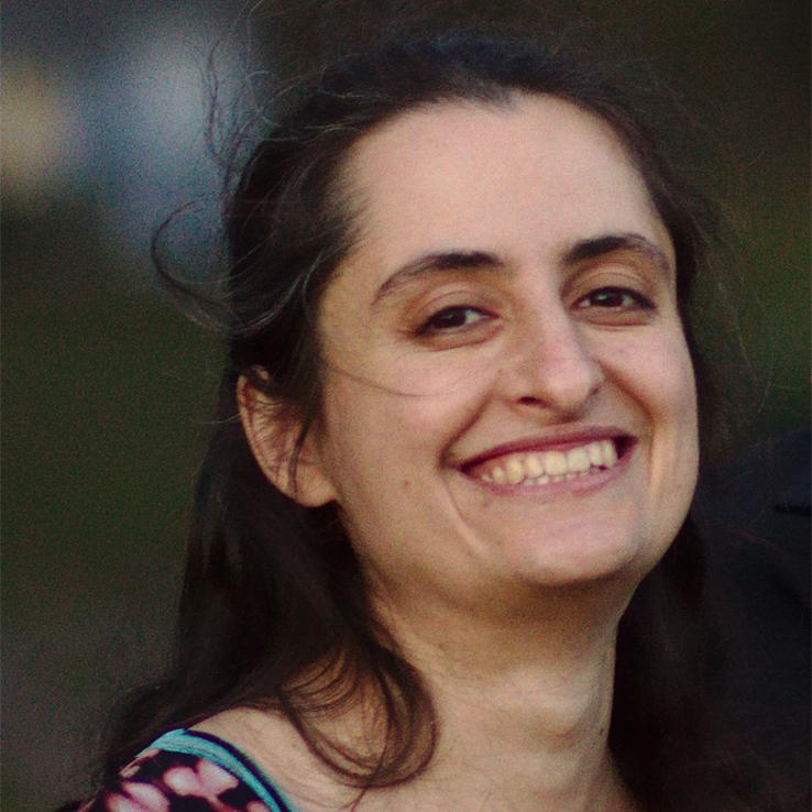 Photo of Anna Bershteyn
