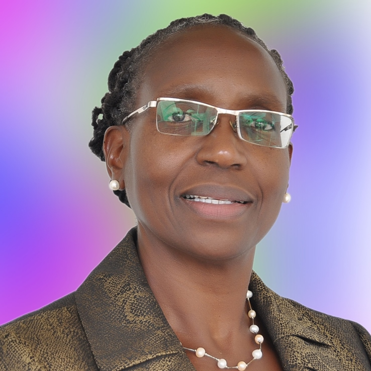 Photo of Elizabeth Bukusi
