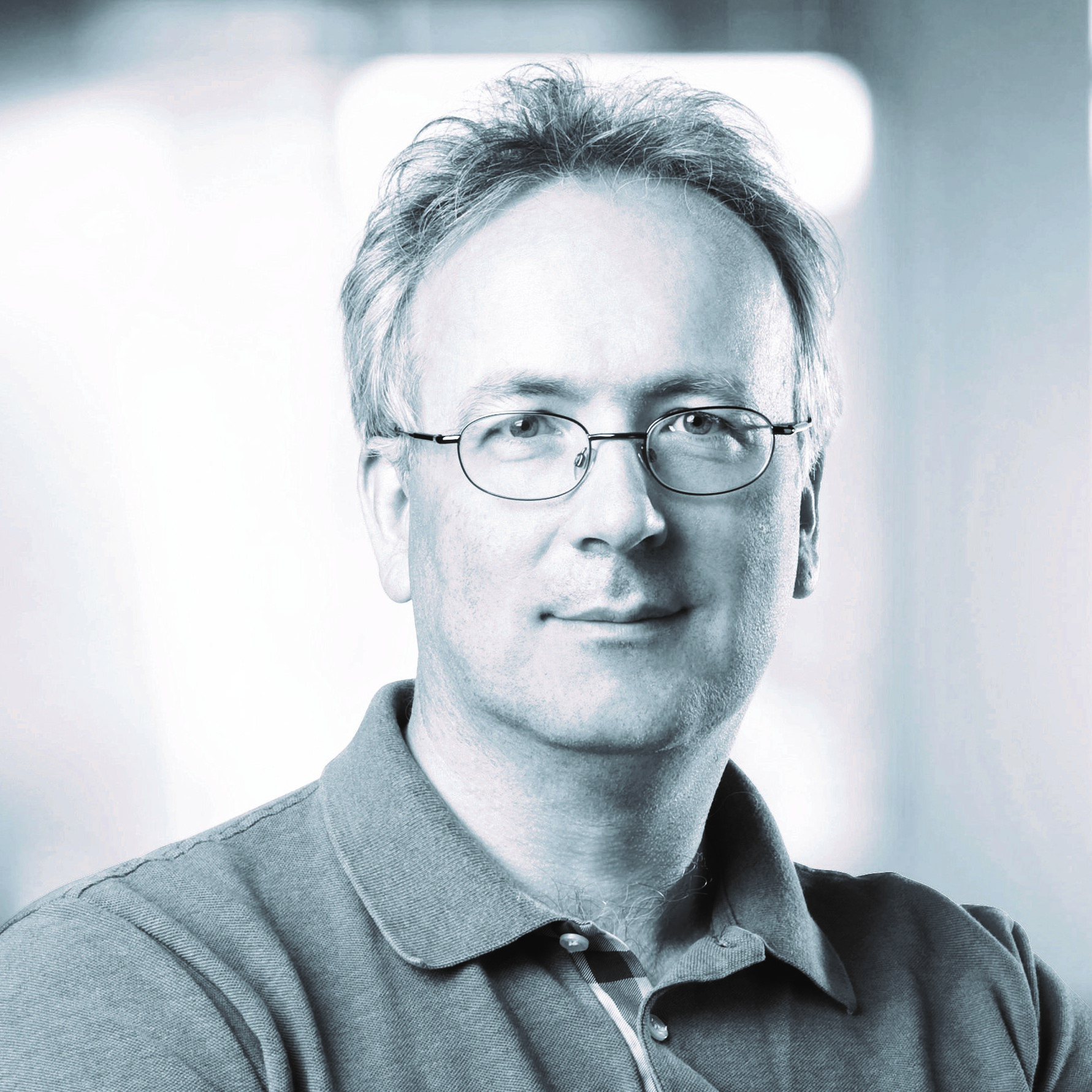 Photo of Geoffrey Garnett