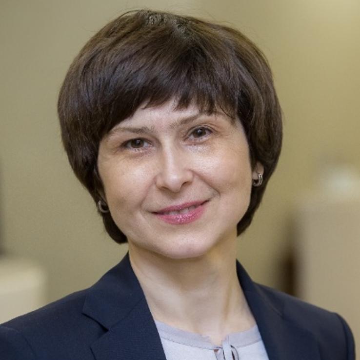 Photo of Iryna Yuryeva