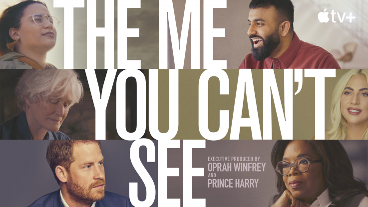 """Key Art for """"The Me You Can't See"""" Docu-Series"""