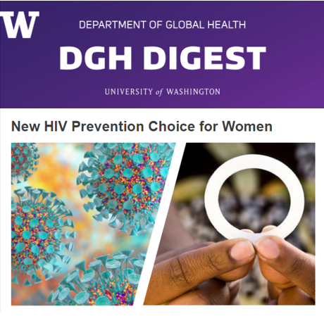 Subscribe to the DGH Digest today