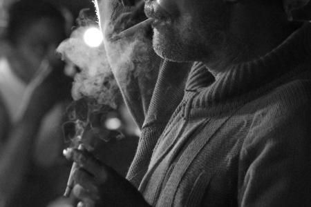 Photo of smoker