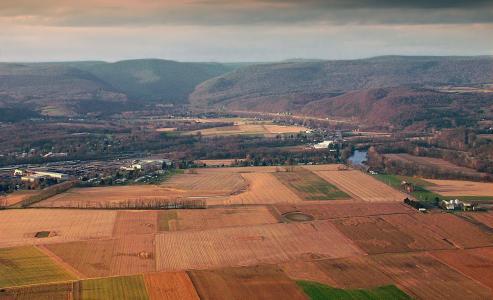 Photo of Appalachian Valley