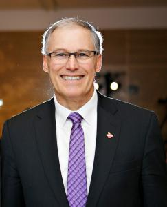 Photo of Governor Jay Inslee