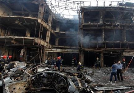 Photo of 2016 Karrada bombing