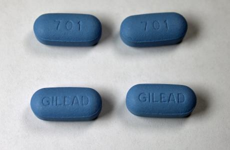 Truvada HIV medication
