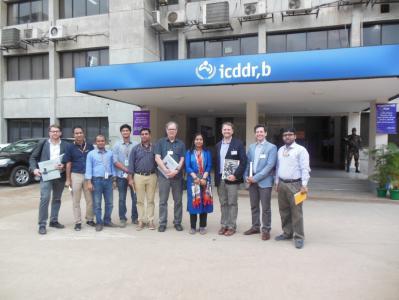 Photo of UW TB Delegation