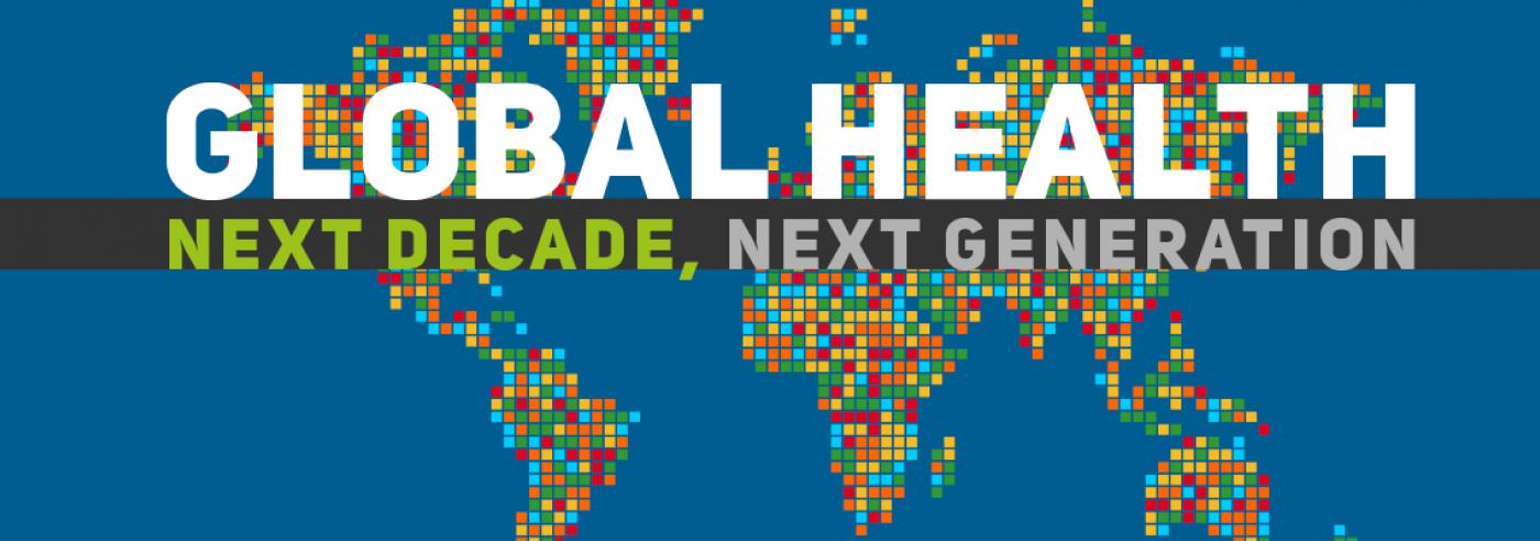 Global health symposium logo