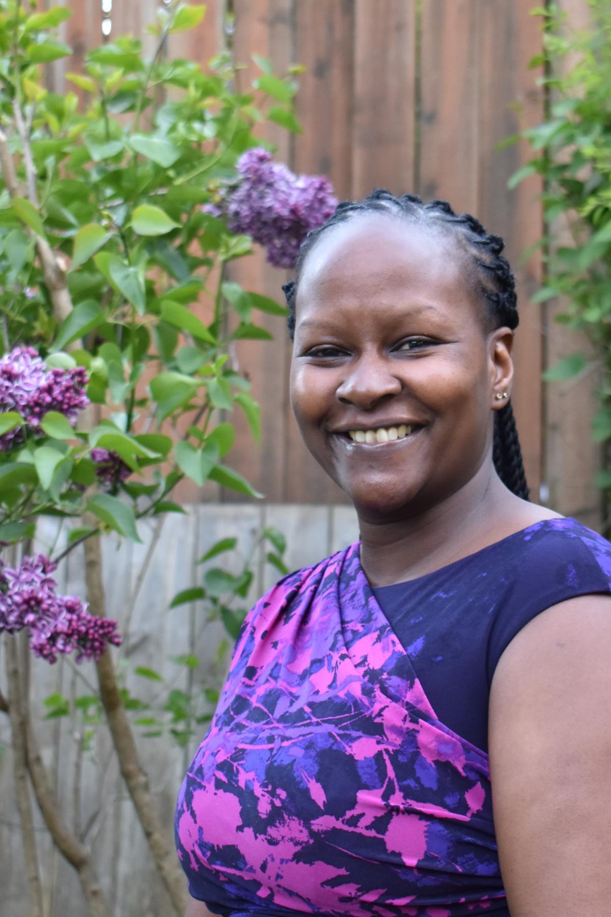 Portrait of Beatrice Wamuti