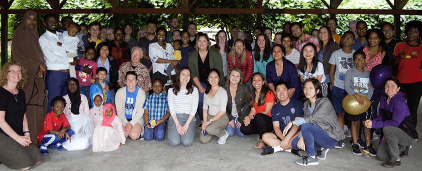 Alumni in Seattle