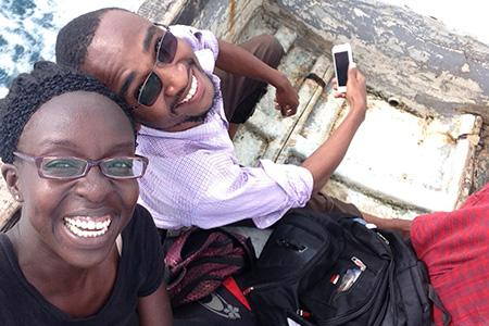 Claire Gwayi-Chore, Research Assistant, University of Washington Department of Global Health