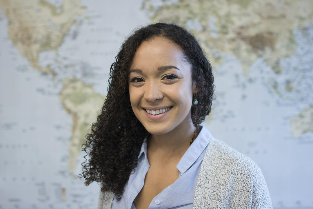 Courtney Jackson, Research Assistant, University of Washington Department of Global Health