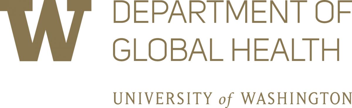DGH Logo W/UW Stacked Metallic Gold