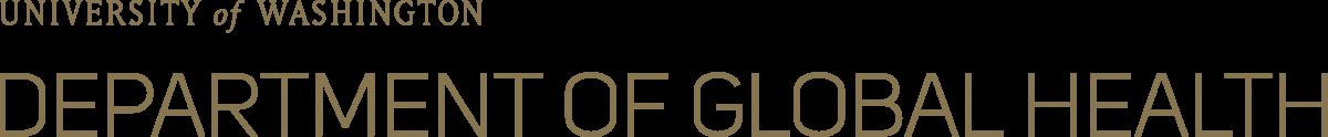 DGH Logo UW Left Aligned Metallic Gold
