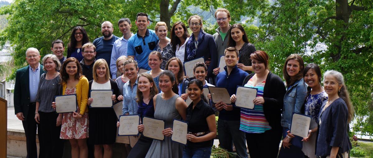 global health pathway graduates and leadership