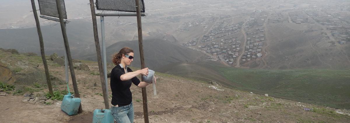 GO Health Peru Shara Feld Water 2013