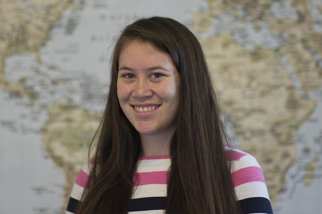 Jacyln Escudero, Research Assistant, University of Washington Department of Global Health