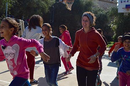 Sarah Lawrence, Research Assistant, University of Washington Department of Global Health