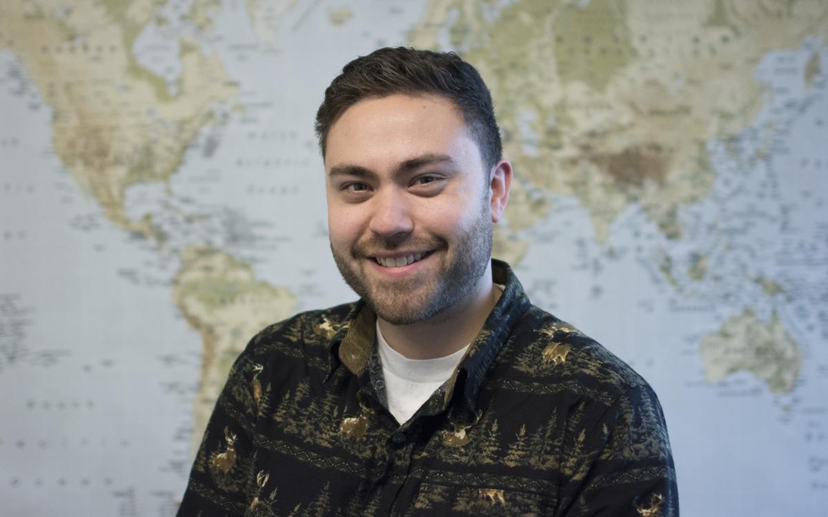 Mark Fernandez, Research Assistant, University of Washington Department of Global Health