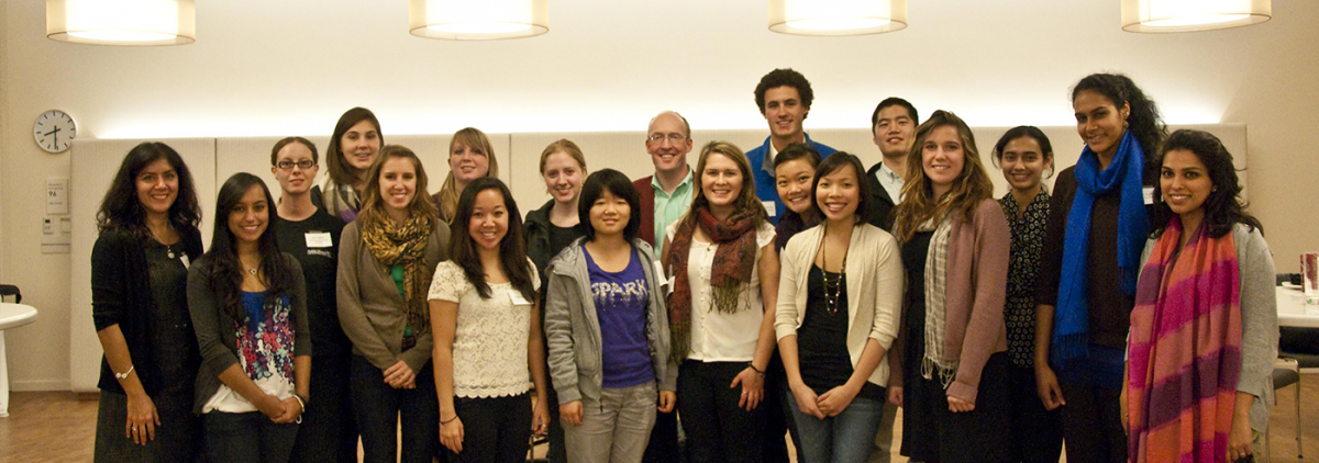 Global Health Minor students