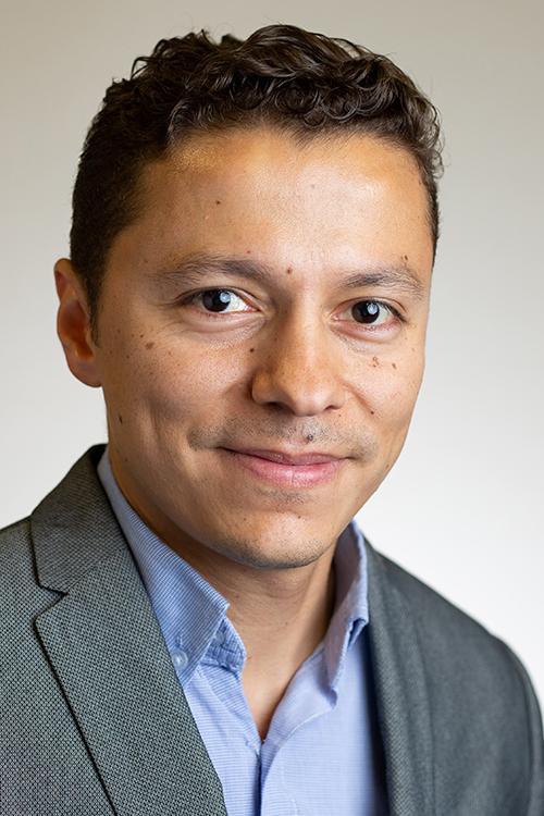 Portrait of Juan Osorio