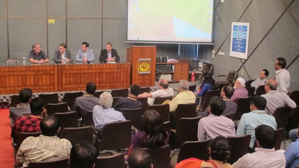 Photo of UW Faculty