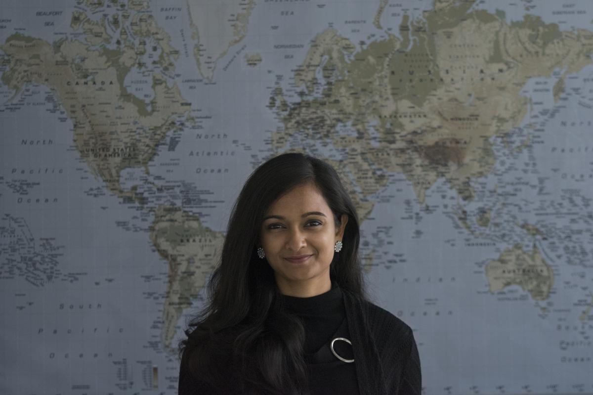Modhurima Moitra, University of Washington Department of Global Health