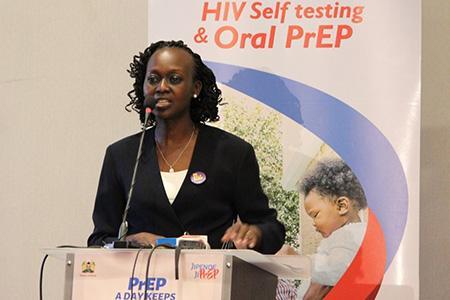 Sarah Masyuko, Research Assistant, University of Washington Department of Global Health