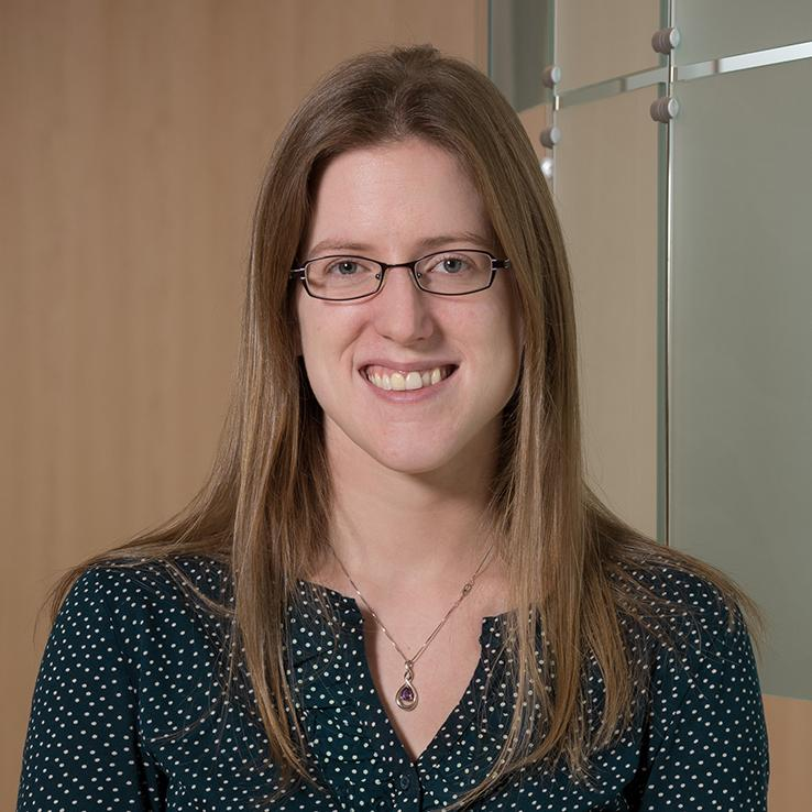 Photo of Laura Dwyer-Lindgren