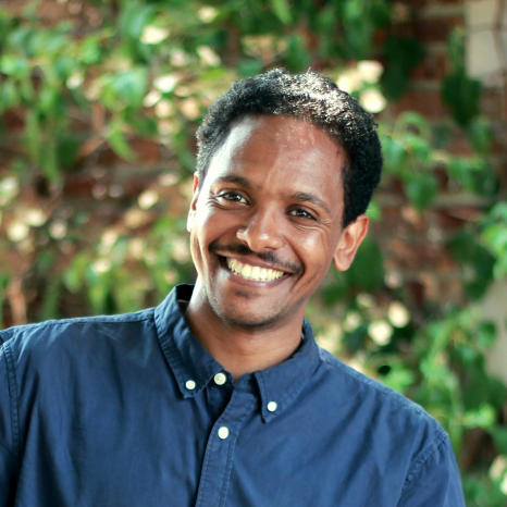 A photo of MPH student Mohamed Albirair
