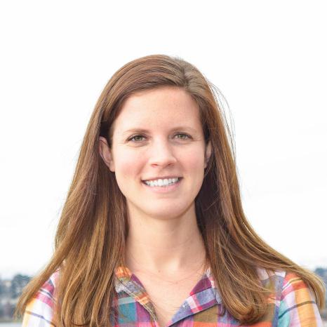Photo of Pathobiology student Chloe Slichter