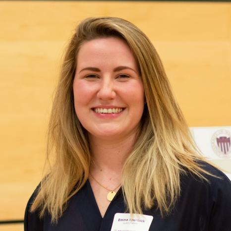 Emma Spurlock, Global Health Minor