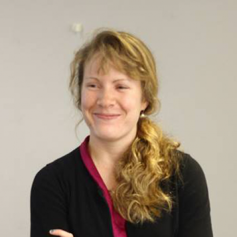 Photo of MPH student Deirdre Wholly.