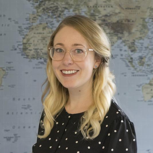 Photo of Kate Pfizenmaier