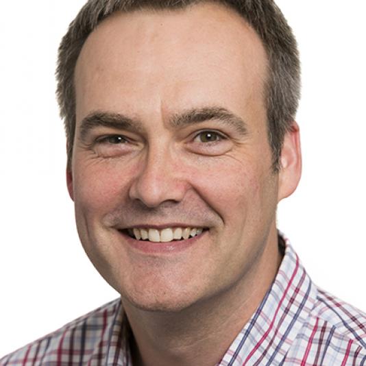Photo of Simon Hay