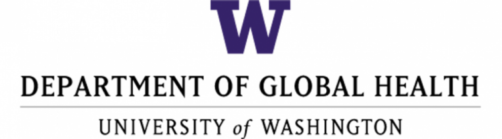 Department of Global Health, University of Washington logo