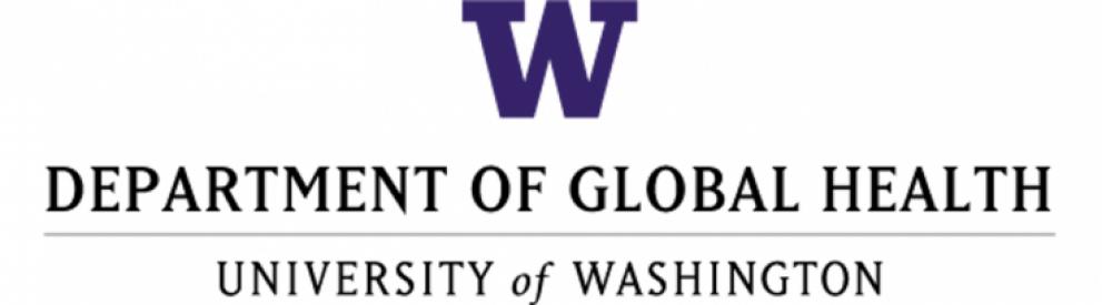 Department of Global Health, University of Washington logo