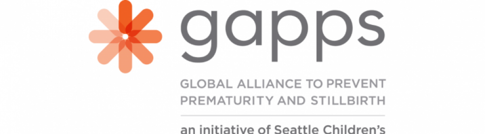Global Alliance to Prevent Prematurity and Stillbirth logo
