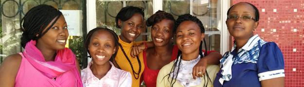 study team in Kenya